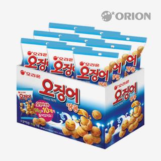 오리온 오징어땅콩 10입 기획 980g박스