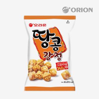 [슈퍼마트]오리온 땅콩강정_80g