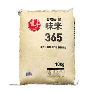 [18년 햅쌀][티몬 단독 쌀 PB 상품] 미미(味米) 365 10kg