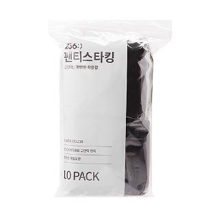 [236:)] 팬티스타킹 검정 10개입