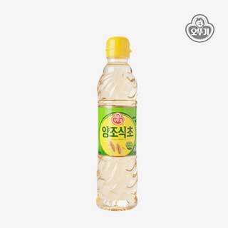[슈퍼마트]오뚜기 양조 식초 500ml