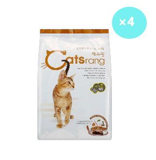 [대용량]캣츠랑전연령1.5kg*4
