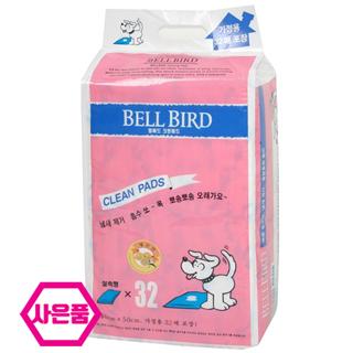 [대용량]벨버드 패드 32매(레몬향) * 5