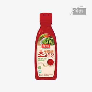 [슈퍼마트]해찬들새콤달콤초고추장500g