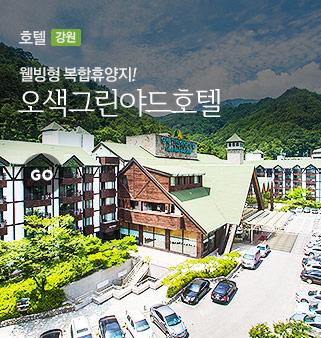 [양양] 오색그린야드 호텔