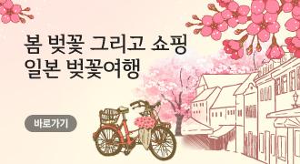일본 벚꽃 여행