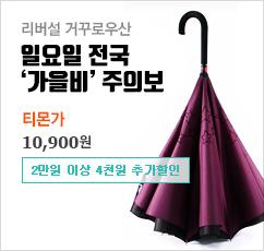 리버설 스마트한 초소형 나노우산