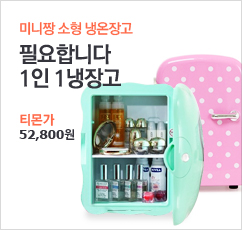 미니짱 Mini 냉온장고 [차량/가정용]