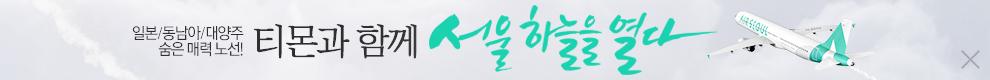 티몬과 함께 서울하늘을 열다
