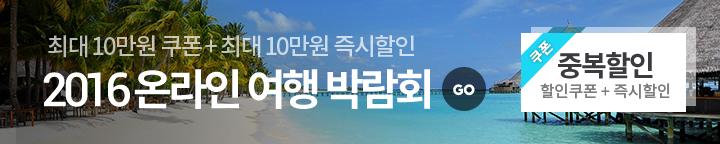 프로모션 배너 : 롯데관광